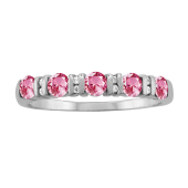 STACKABLE ACCENTED RING